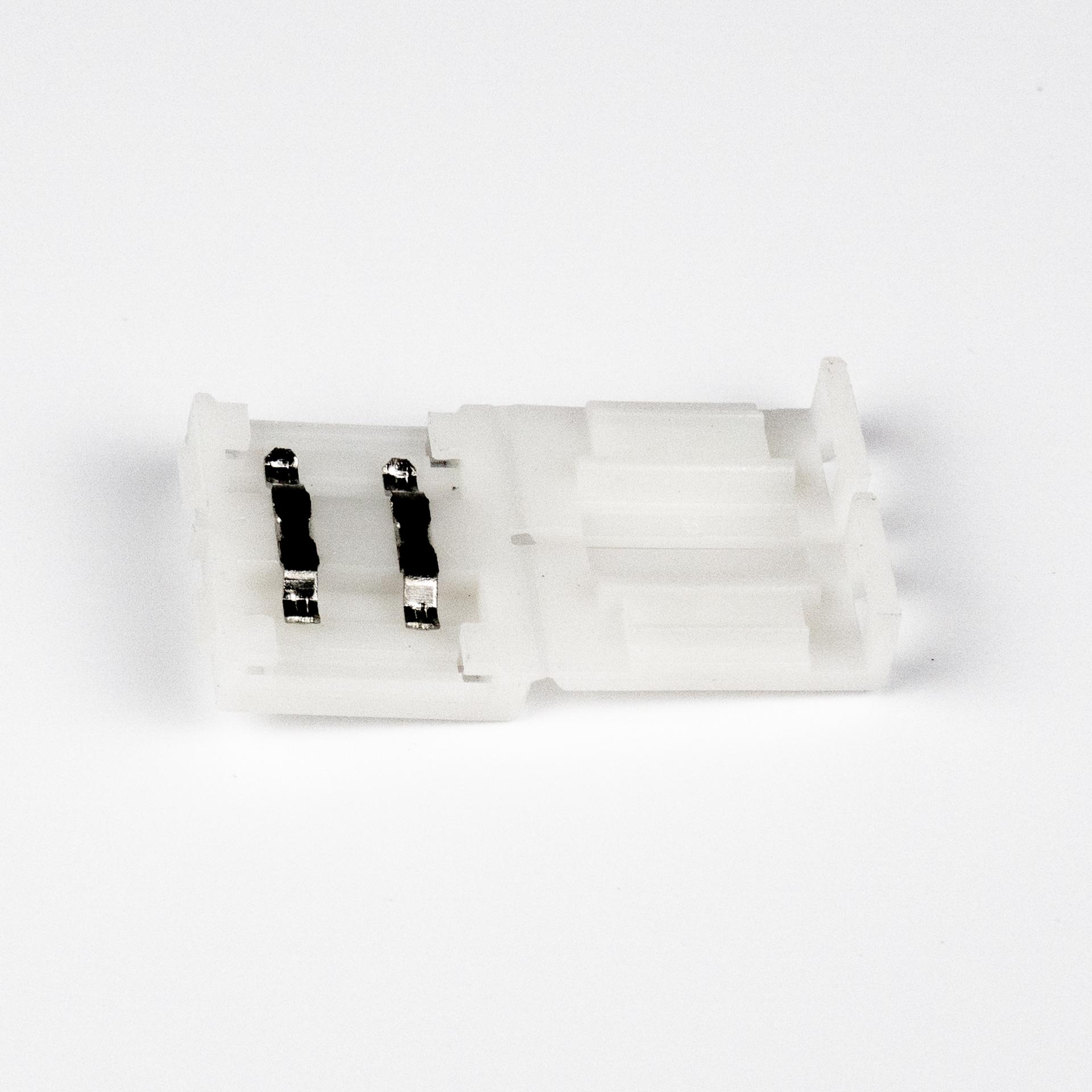 Gyors Csatlakozó FEHÉR 5050 LED Szalaghoz LCO-50WG