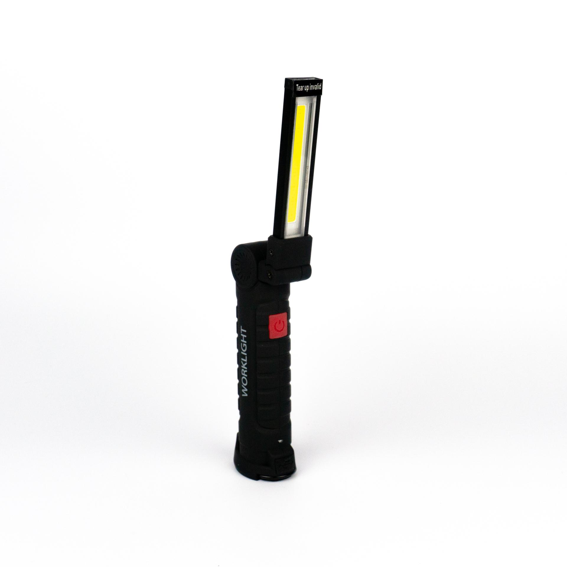 LED Munkalámpa Összecsukható Mágneses USB COB W-52 LF-POW52