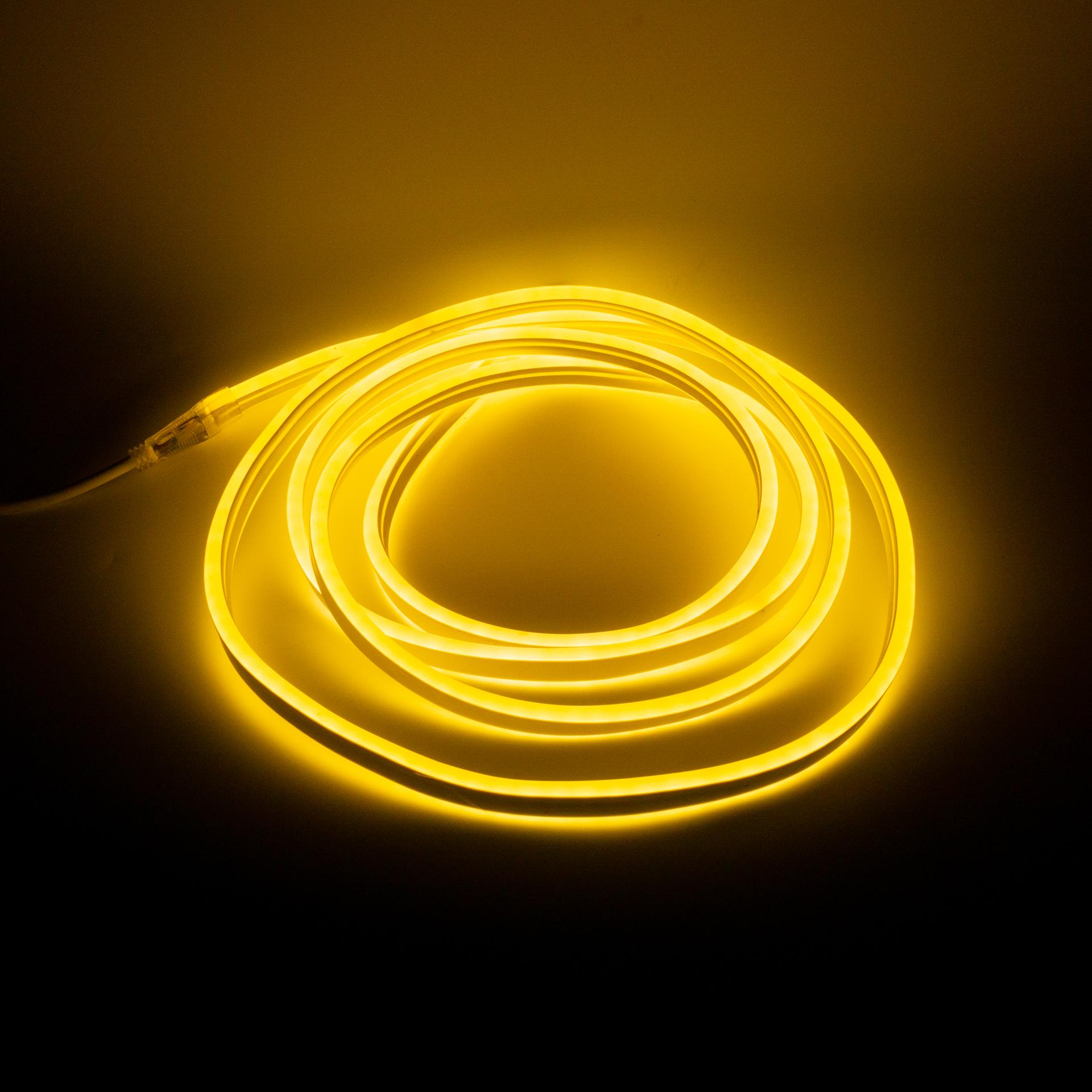 LED Neon Flex IP65 230V Lila Flexibilis Neon Csík Dimmelhető LN-230_2