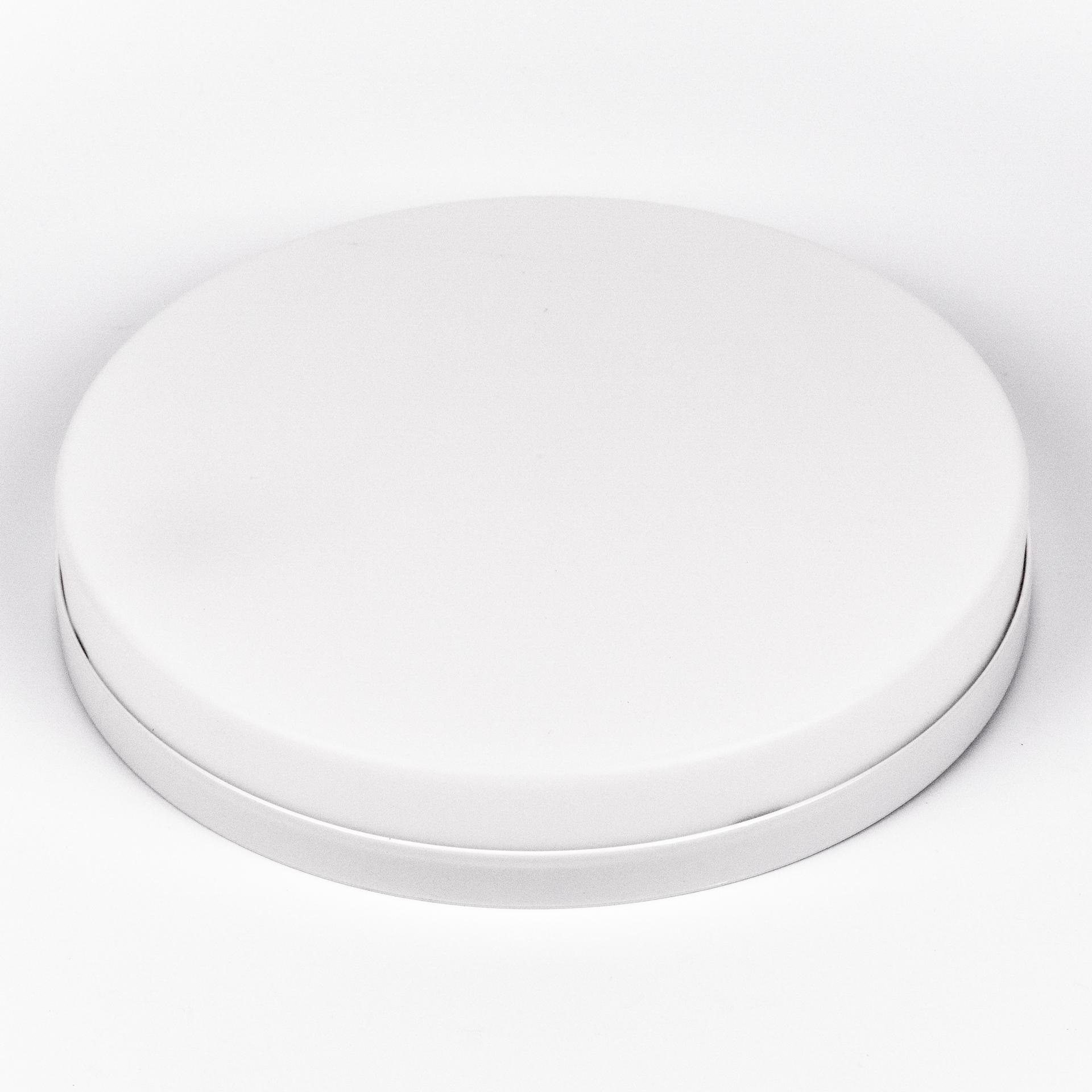 LED Panel Click Perem Nélküli Falon Kívüli 36W Kör Természetes Fehér 4800LM LPA-FK36KNGK