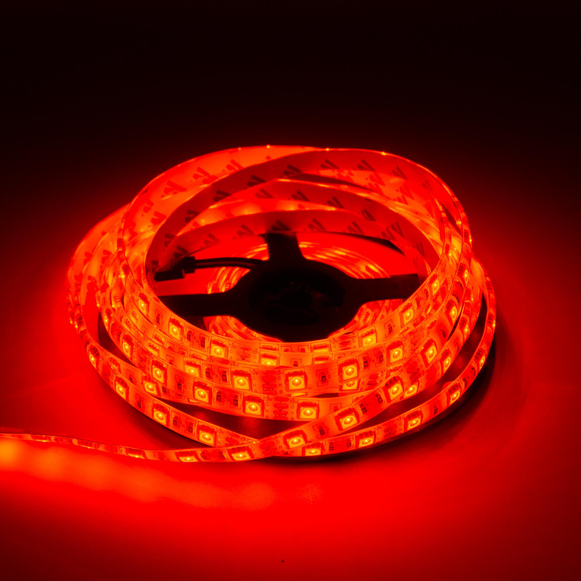 LED Szalag Kültéri 5050 60 LED/M 12V RGB Színes LS-5RGB65